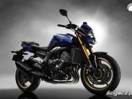 Yamaha FZ8 prawy bok