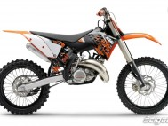 ktm sx 150 2009