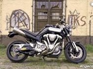 akrapovic Yamaha MT01