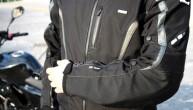 ochraniacz wentylacja regulacja - kurtka laser pro