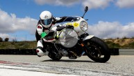 bmw rninet racer on track z