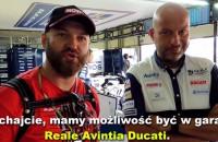 Reale Avintia Ducati wywiad