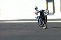 Street Bike Rough Cut