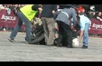 wypadek extrememoto 2009