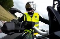 Bridgestone T30 EVO - zmiana opon  jazda