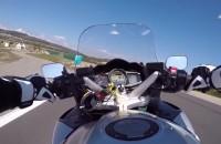 Dunlop RoadSmart III i Yamaha FJR1300 - testy z telemetria808
