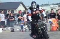 Rob Carpenter i Chris Rayburn - stunterzy V-Twin w akcji