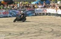 Finalowy przejazd lukasza FRS Belza na Extrememoto 2010