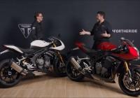 Miles Perkins i Stuart Wood o nowym Speed Triple 1200 RR
