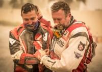 Kamil Wiśniewski po 1. etapie Rajdu Dakar 2017