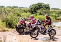 Rafał Sonik o upadku na 1. etapie Rajdu Dakar 2017