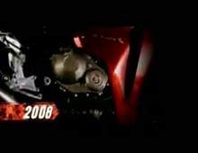 Honda 2008 CBR1000RR Fireblade Presentation part 1