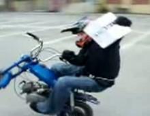 Motorynka Stunt 4