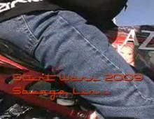 Stunt Wars 2009 Savage Lin i Aziani