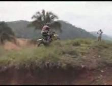 Travis Pastrana Hydrojump