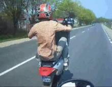 skuter wheelie stp02