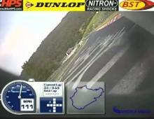 Andy Carlile na R1 - najszybsze okrazenie toru w Niemczech