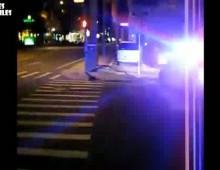 Cyrkle na ulicy i kontrola policyjna