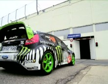 Ken Block Gymkhana 3 - Ultimate Playground