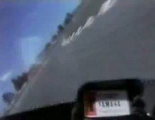 Misano 1993 - wypadek i koniec kariery Wayne Raineya