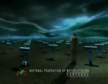 Portugalska Narodowa Federacja Motocyklowa - sprzeciw dla przydroznych barier