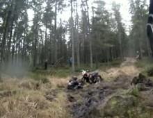Pulapki czychajace na jezdzcow enduro