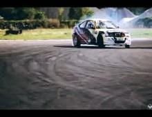 Stunter13 i PUZ Drift Team w Projekcie AMZ - film ze stuntem i driftem