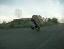 The Last Stuntrider - Angyal Zoltan