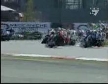 Wypadek SBK Nurburgring