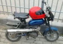 moja motorynka stuynt