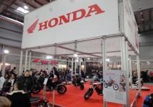 honda stoisko ogolnopolska wystawa motocykli i skuterow 2012