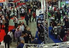 ducati bmw targi motocykli 2012