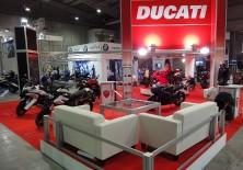ducati stoisko 4 ogolnopolska wystawa motocykli i skuterow 2012