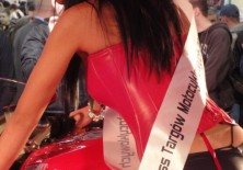 miss targow motocyklowych 2012