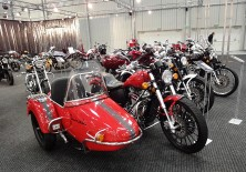 almot stoisko targi motocyklowe 2012