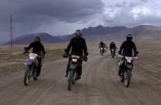 Co warto zobaczyc w Kirgistanie Issyk kul Song kol Barskoon Kumtor Skazka Motul Azja Tour 2020
