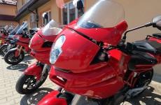 Ducati Multistrada Zlot 2021 Lesko pensjonat Gawra