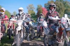 EnduroRally24 2021 Roztocze Podlasie Mazury 1000 km motocyklem po bezdrozach w Polsce