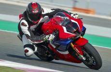 Honda CBR 1000RR R Fireblade SP 2020 217 KM przy 201 kg