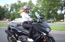Yamaha TMax co mysla motocyklisci