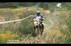 BMW Motocykl GS Challenge