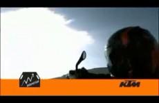 KTM 950 SUPERMOTO Promotion