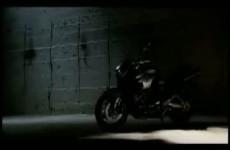 Suzuki B-King video 2008