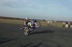 high wheelie