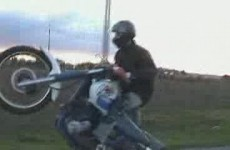 player wheelie