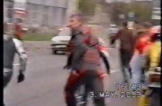 policja vs moto