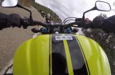 18 minut z Honda CB500F - pierwsza jazda model 2016