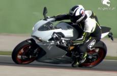 Ducati Panigale 959 2016 - wloski ogier na wypasie