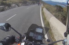 KTM 1290 Super Duke GT 2016 - video onboard