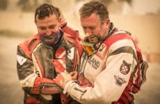 Kamil Wisniewski po 1 etapie Rajdu Dakar 2017